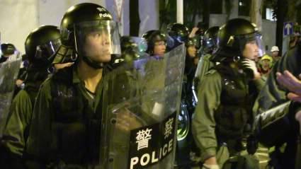В Гонконге были задержаны 53 человека по подозрению в попытке подрыва власти