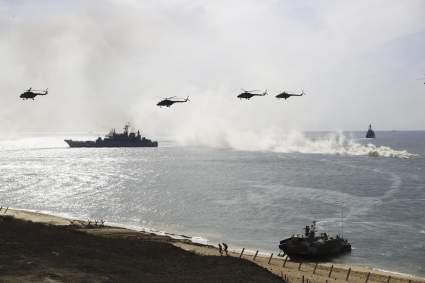 Военные США и НАТО во время учений отработали атаку на Крымский полуостров