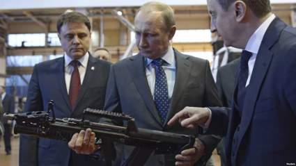 Вчера: В Украине разработали новое «чудо-оружие» в честь Путина