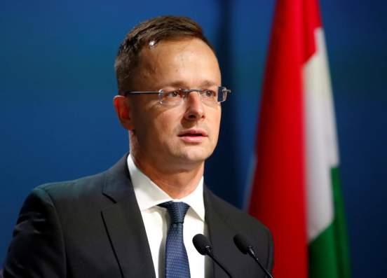 МИД Венгрии считает «лицемерием» решение ЕС по делу Навального
