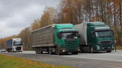 Российским перевозчикам не хватает денег на хорошие грузовики