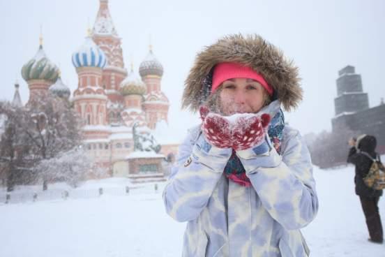 Вильфанд рассказал, что в европейскую часть России пришло аномальное похолодание