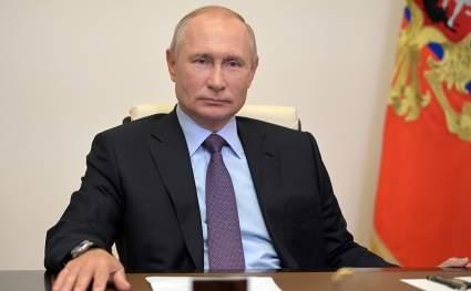 Владимир Путин объявил о создании фонда помощи детям с редкими заболеваниями