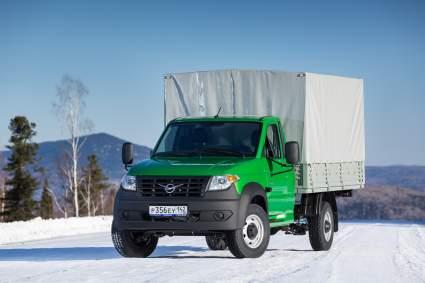 Компания УАЗ опубликовала ценник тяжелого грузовика УАЗ «Профи» с двускатной ошиновкой