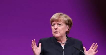 Меркель заявила, что Европа должна быть сильной и мудрой по отношению к другим странам