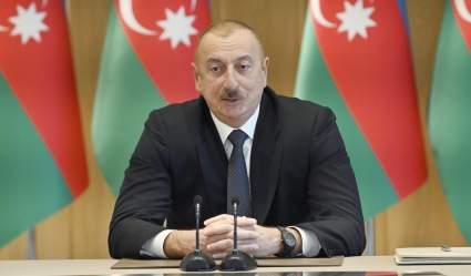 Ильхам Алиев поручил построить международный аэропорт в Нагорном Карабахе