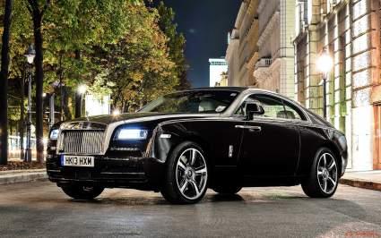 Компания Rolls-Royce установила в России абсолютный рекорд по продажам с 1910 года