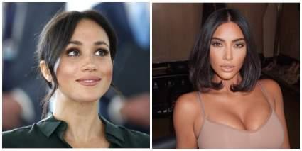 Хирург отметил лица Ким Кардашьян и Меган Маркл, которые отвечают правилу золотого сечения