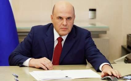 Михаил Мишустин назвал срок выхода третьей российской вакцины от коронавируса