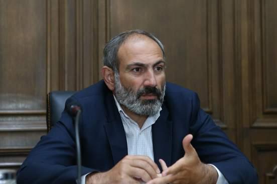 МИД России опроверг заявления Пашиняна о нежелании России определить статус Карабаха