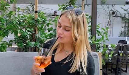 Софья Абрамович приняла предложение руки и сердца от своего возлюбленного