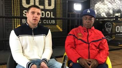 Бывший тренер Усика: По моему мнению, Климас - расист.