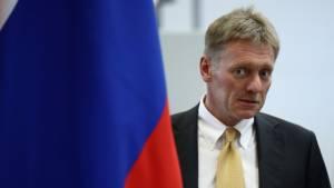 В Кремле прокомментировали ситуацию с задержанием россиян в Белоруссии