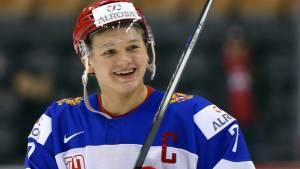 Капризов подписал контракт с клубом «Миннесота»