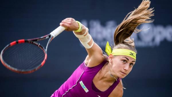 Женский теннисный турнир в Токио отменён из-за коронавируса