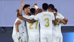 «Реал» обыграл «Гранаду», одержав 9-ю победу подряд