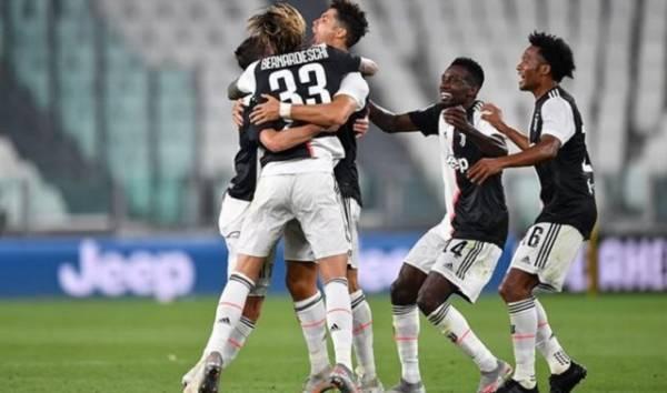 «Ювентус» в девятый раз подряд выиграл чемпионат Италии