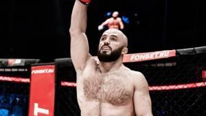 Исмаилов набрал более 15 кг перед боем с Александром Емельяненко