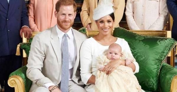 Меган Маркл и принц Гарри подали иск в суд на папарацци за фотографии их сына Арчи, сделанные с беспилотников