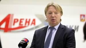 Гендиректор «Химок» заявил, что клуб будет играть в РПЛ