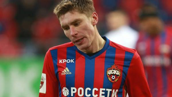ЦСКА не собирается продлевать контракт с Набабкиным