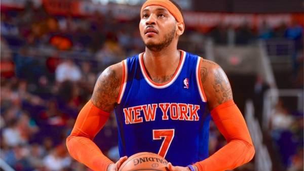 Кармело Энтони хочет завершить карьеру в «Нью-Йорк Никс»