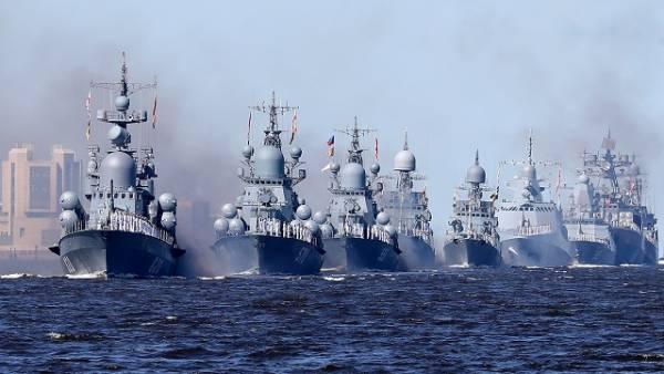 В Великобритании признали мощь российского флота
