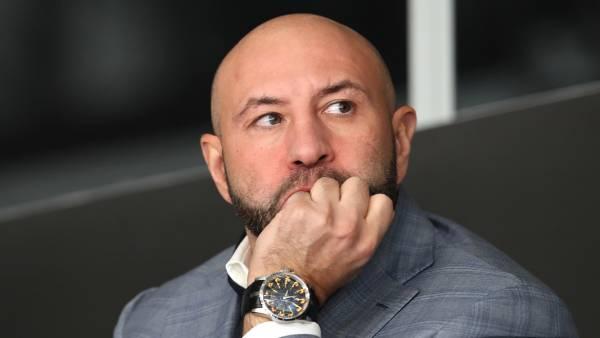 """Сушинский прокомментировал свой уход с поста президента """"Авангарда"""""""