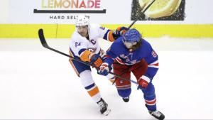 """""""Айлендерс"""" одержал победу над """"Рейнджерс"""" в товарищеском матче НХЛ"""