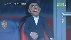 В «Зените» высмеяли новое кукольное шоу ЦСКА