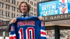 Панарин номинирован на звание лучшего хоккеиста сезона НХЛ