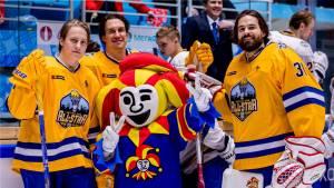 «Йокерит» рассматривает вариант проведения домашних матчей в России