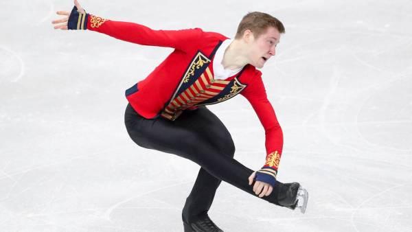 Самарин восстановил четверные прыжки в Кисловодске