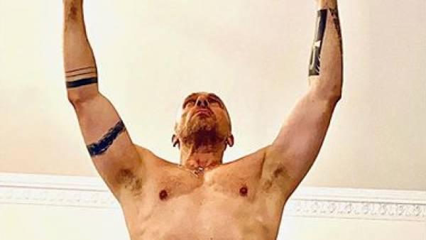 53-летний Нагиев без футболки показал свою подтянутую фигуру