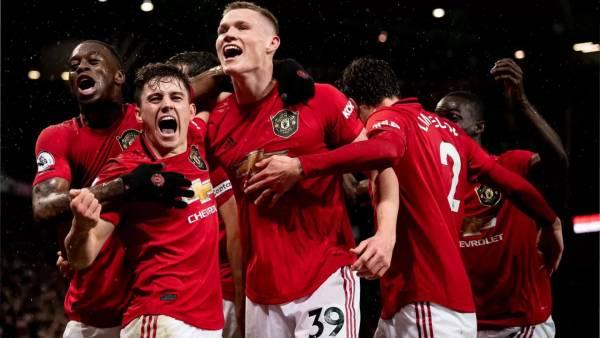 «Манчестер Юнайтед» обыграл «Лестер» в матче 38-го тура АПЛ