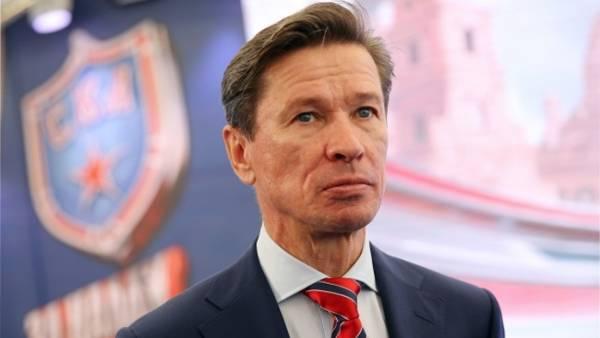 Быков объяснил свой скандальный уход из ЦСКА