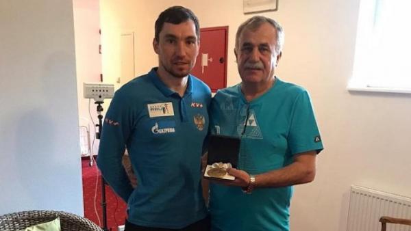 IBU повторно запросил объяснения Касперовича по ситуации на чемпионате мира