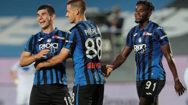 «Интер» разгромил СПАЛ и вышел на второе место в Серии А