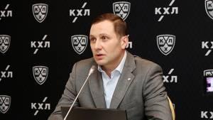 Президент КХЛ назвал число спортсменов с коронавирусом в лиге