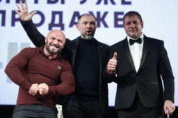 «Поединок будет интересен далеко за пределами России»: что говорят перед боем Емельяненко — Исмаилов