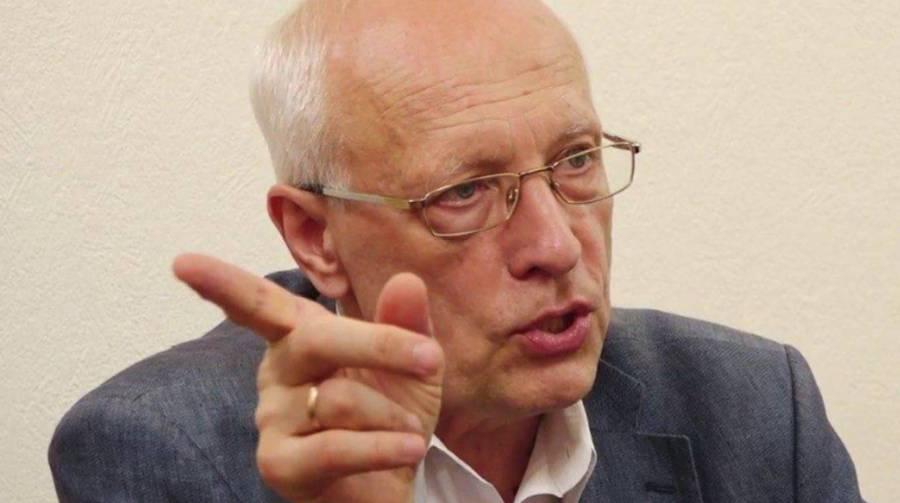 Политолог Соскин предрек Украине проблемы страшнее войны в Донбассе