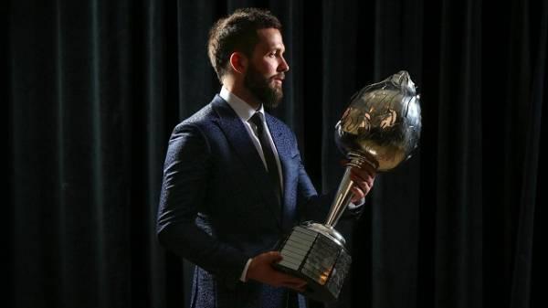 НХЛ объявила тройку кандидатов на приз самому ценному игроку сезона