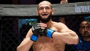 Чимаев попросил главу UFC организовать бой с Макгрегором