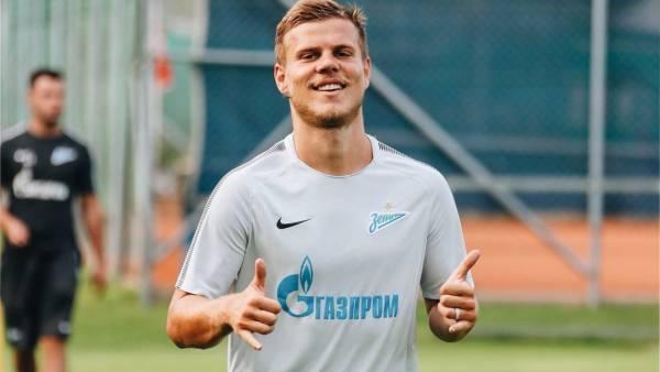 «Динамо» и «Рубин» предложили контракт Кокорину