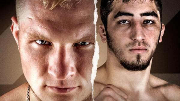 Фролов победил Магомедова в главном бою турнира АСА в Сочи