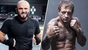 Исмаилов пообещал Александру Емельяненко тяжёлый бой