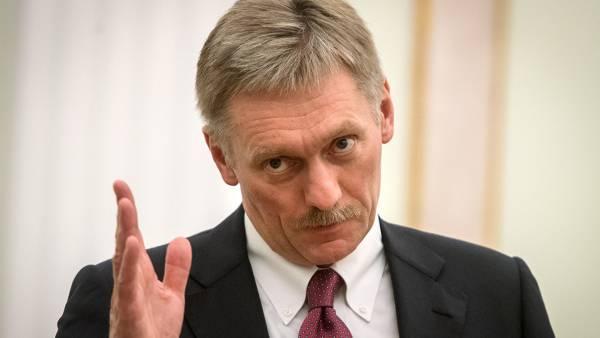 В Кремле исключили, что митинги в Хабаровске организованы из-за рубежа
