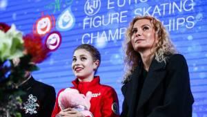 Тутберидзе победила в номинации «Лучший тренер» по версии ISU