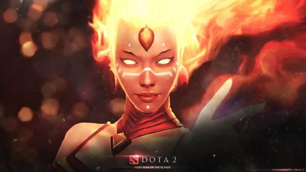 Valve изменила аркану для Lina
