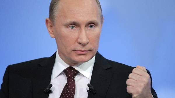 Путин отметил популярность бокса в России